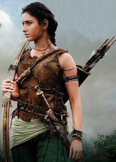 Tamannaah Bhatia in'Baahubali: The Beginning' (2015).