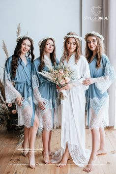 2020 Bridesmaid Dresses Ever Pretty Elegant Dresses To Wear To A Fall Wedding Champagne Infinity Dress Sage Bridesmaid Dresses Bridesmaid Get Ready Outfit, Sage Bridesmaid Dresses, Bridesmaid Getting Ready, Blue Bridesmaids, Wedding Dresses, Bridal Robes Getting Ready, Party Box, Perfect Bride, Before Wedding
