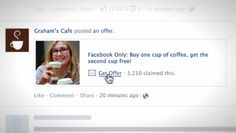 Facebook Offers Can Draw New Clients