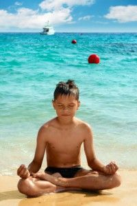 Mindful and Meditation Travel Tips for Kids