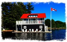 Stumbling in and around Muskoka, Canada - Part 5 Romantic Places, Beautiful Places, Lake George Village, Lake Superior, Romantic Getaway, The Great Outdoors, Wonders Of The World, Canada, Cabin
