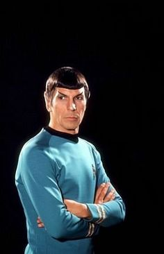 Leonard Nimoy. He would sooo be a guest at my fantasy famous people dinner party.