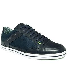 Hugo Boss Shoes, BOSS Green Apache Lace-Up Sneakers