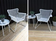 högsten chairs outdoors