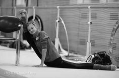 Rhythmic Gymnastics Training - Alexandra Soldatova