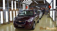 """Melongok dikit yuk.. di Pabrik GMI Chevrolet [ Spin ] di Bekasi""   http://j.mp/GMIChevrolet"