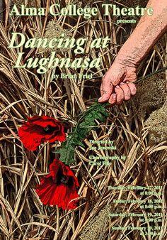 Dancing at Lughnasa Poster - Bing Images Bing Images, Dancing, Poster, Design, Dance, Billboard