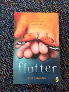"The Teacher Studio: Learning, Thinking, Creating: ""Flutter""! Best read aloud of the year!"
