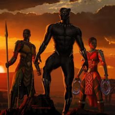 Marvel Begins 50 Day Countdown to Black Panther Black Panther Marvel, Black Panther 2018, Black Panthers, Marvel Comics, Marvel Heroes, Marvel Avengers, San Diego Comic Con, Marvel Universe, Universe Art