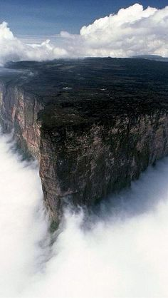 Table Mountain, Guiana Shield (ex calibur, via Flickr)