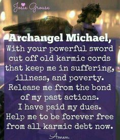 Cutting cords with Archangel Michael ✂ Every morning I cut all cords. This is a part of my wake up and rise routine. Reiki, Motivation, Archangel Prayers, Prayers For Healing, Bible Prayers, Angel Healing, Mom Prayers, Powerful Prayers, Novena Prayers