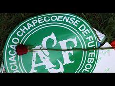 Chico Xavier fala do acidente da Chapecoense - BVAMA