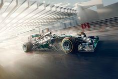 Mercedes Benz Formula One on Behance
