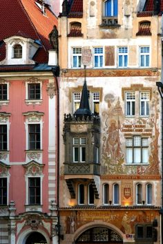 Storch House, Prague