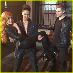 McG Gives Us Major Squad Goals In New 'Shadowhunters' Pics – See Them Here!