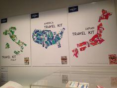 Travel kit  Museum of Melbourne, Australia