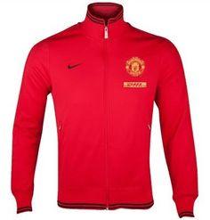 jaket MU dhl merah Full grade ORI warna merah semua ukuran S,M,L pemesanan sms di 085645452236 kami jual jaket bola lengkap