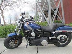 2015 Harley-Davidson Dyna FAT BOB FXDF