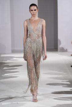 Celia Kritharioti Spring/Summer 2017 Couture Collection | British Vogue