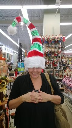 Whoville hat