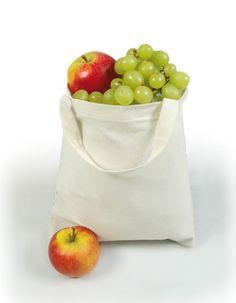 Bavlněná taška medium - Středně velká taška - Taška je vhodná pro potisk sítotiskem od jednobarevného loga po složité barevné tisky, dále transférový tisk a výšivku. Loga