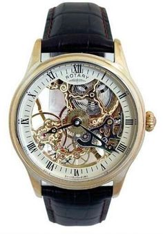 rotary watch, love it == this one is more skeletal than mine but I would never own another kind!