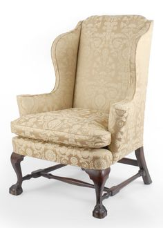 antique wingback chair - Google Search