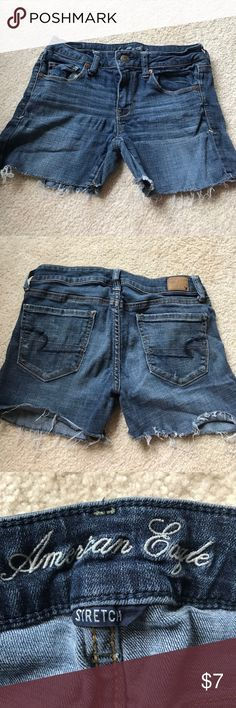 American eagle shorts Good condition American Eagle Outfitters Shorts Jean Shorts