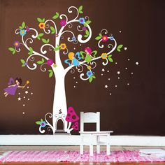 Giveaway: Tree Wall Decal   Project Nursery