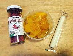 Bishiña mango quesito mozarella