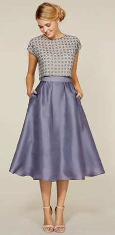 Tessa Bridesmaids Skirt