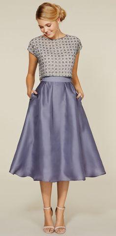 Tessa Bridesmaids Skirt