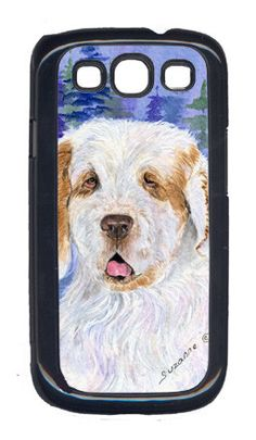 Clumber Spaniel Cell Phone Cover GALAXY S111