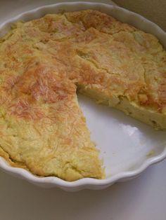 Quiche au chou frisé et au jambon Apple Pie, Meat, Chicken, Cooking, Breakfast, Desserts, Quiches, Recipes, Food