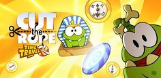 Cut the Rope: Time Travel HD v1.0 - Frenzy ANDROID - games and aplications
