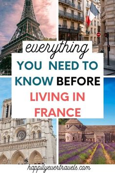 There is a lot people don't know about Life in France! Here is EVERYTHING you should know about living in France: the good and the bad after living in France for almost a year! | living in france tips | life in france | should i move to france | Paris France Travel, Paris Travel Tips, Europe Travel Tips, Budget Travel, Cheap Countries To Travel, Cheap Places To Travel, Travel Through Europe, Travel Around The World, European Vacation