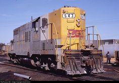 RailPictures.Net Photo: L&N 543 Louisville & Nashville EMD GP9 at Montgomery, Alabama by David Harris