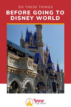 Planning to visit Walt Disney World now that it has reopened? Make sure you review this list before you go!