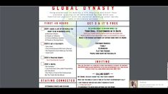 global dynasty quick start guide overview