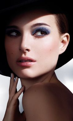 Natalie Portman for Dior makeup