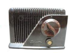 Vintage Silvertone Model 9000 Bakelite Tube Radio