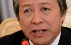 MALAYSIA: Anifah Aman, Minister of Foreign Affairs since April 10, 2009.