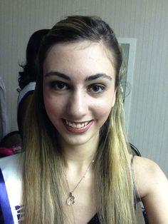 Like my hair like this!