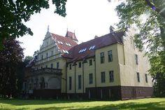 Zespół pałacowo-parkowy w Ornontowicach, gm. Ornontowice, woj. Śląskie
