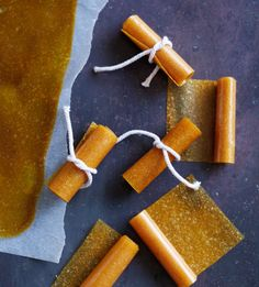 Recipes | Mango Fruit Leathers | Louise Fulton Keats