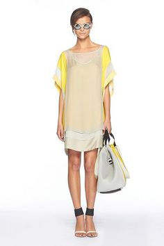 DVF...great day to evening dress