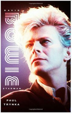 """Ziggy Stardust,"" #Changes, ""Under Pressure,"" ""Let's Dance,"" #Fame, #Heroes, and of course, #Starman. These are the classic songs of #David #Bowie, the artist whose personas are indelibly etched in our pop consciousness alongside his music. #Paul #Trynka illuminates Bowie's seemingly contradictory life, offering over 300 new interviews with everyone from classmates to managers. He reveals Bowie's broad influence on the entertainment world. #Book"