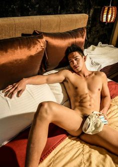 Naked gay underwear