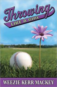"Tween Book Group Reads ""Throwing Like a Girl"" for August 11, 2016."