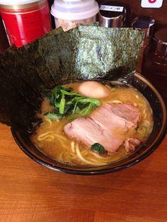 Iekei Ramen - Yokohama specialty